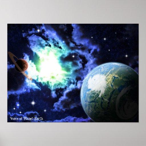 Affiche 7 - Univers