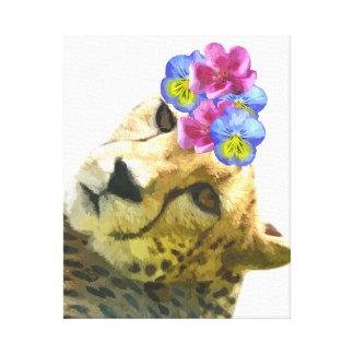 Affiche animale mignonne et drôle pour la crèche toiles