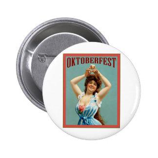Affiche bavaroise vintage de la publicité de ~ badge