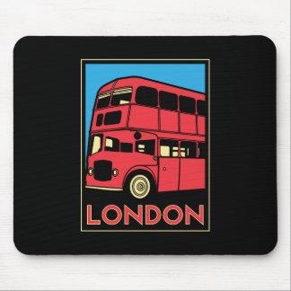 affiche d art déco de Londres Westminster Angleter Tapis De Souris