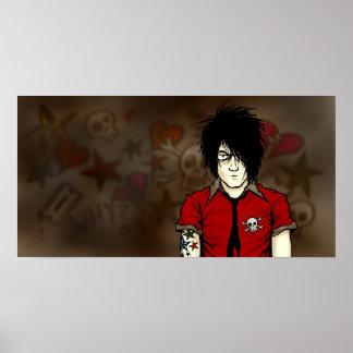 Affiche d enfant de Forumwarz Emo