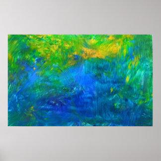 Affiche d'art de style de Monet Posters