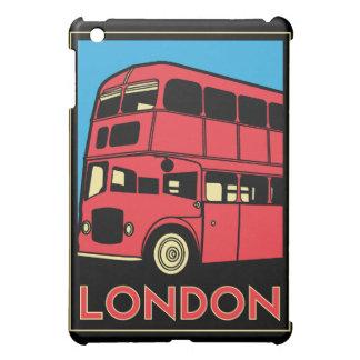 affiche d'art déco de Londres Westminster Angleter Étuis iPad Mini