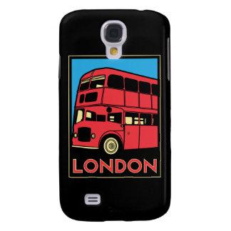 affiche d'art déco de Londres Westminster Angleter Coque Galaxy S4