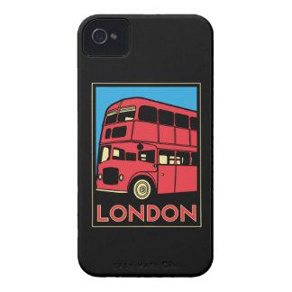 affiche d'art déco de Londres Westminster Coque Case-Mate iPhone 4
