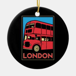 affiche d'art déco de Londres Westminster Ornements