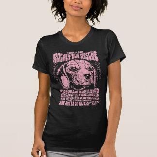 Affiche d'avantage de RDR (rose de cru) T-shirt