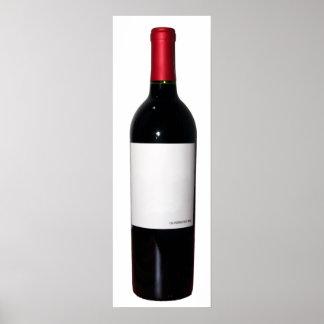 posters tiquette de vin tiquette de vin affiches art tiquette de vin toiles tiquette de vin. Black Bedroom Furniture Sets. Home Design Ideas