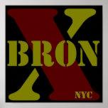 Affiche de BronX NYC