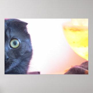 Affiche de chat de Munchkin Posters