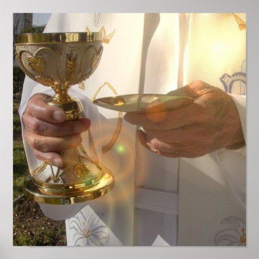 Affiche de communion