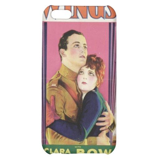 Affiche de film d'AILES de Clara Bow Coques Pour iPhone 5C