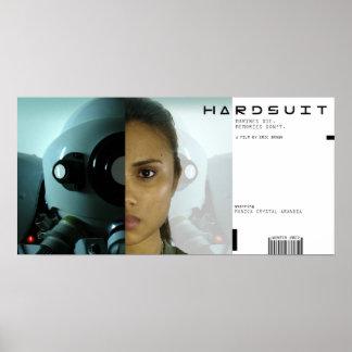 Affiche de film de Hardsuit Posters