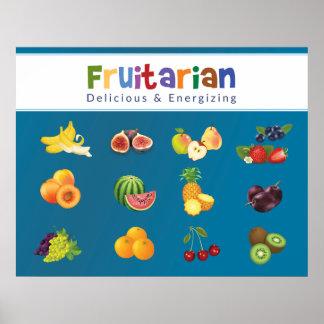 Affiche de Fruitarian