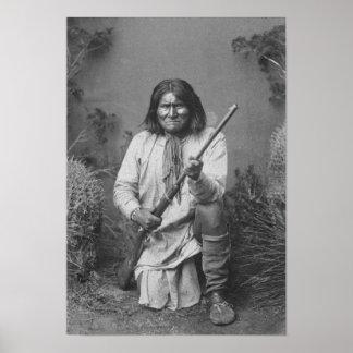 Affiche de Geronimo
