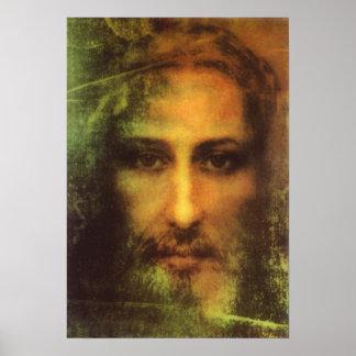 Affiche de Jésus-Christ