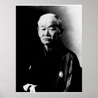 Affiche de Jigoro Kano
