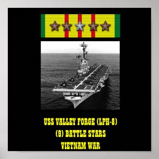 AFFICHE DE LA FORGE DE VALLÉE D'USS (LPH-8)