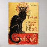 Affiche de Le Chat Noir Posters