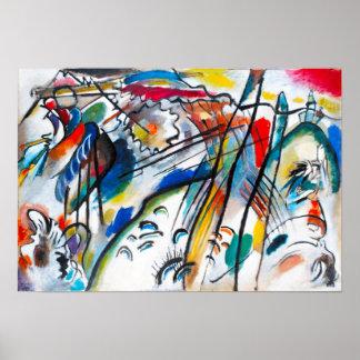 Affiche de l'improvisation 28 de Kandinsky Posters