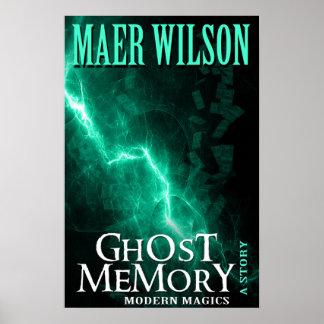 Affiche de mémoire de fantôme poster