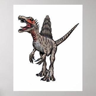 Affiche de mur de Spinosaurus Poster