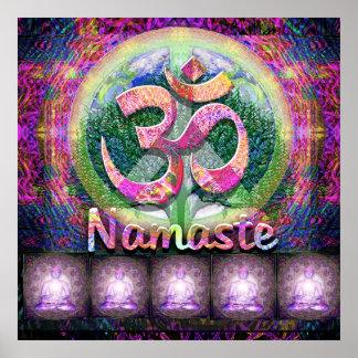 Affiche de Namaste Poster