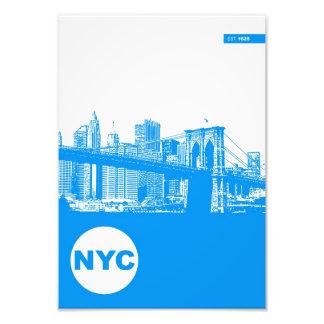 Affiche de New York City Impressions Photo