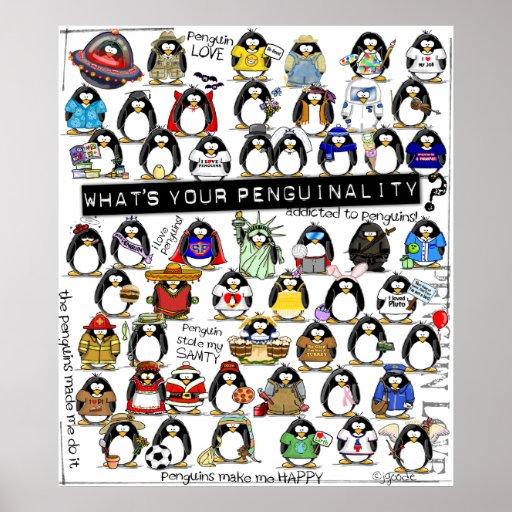 Affiche de Penguinality