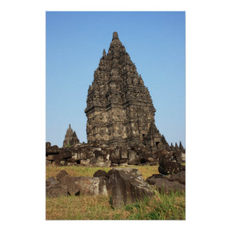 Affiche de Prambanan