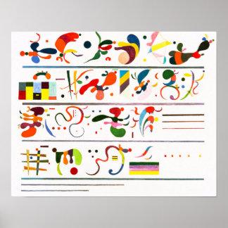 Affiche de succession de Kandinsky