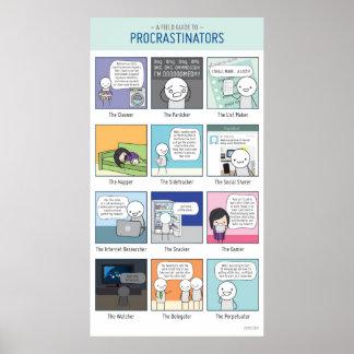 Affiche de temporisation posters