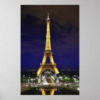 Affiche de Tour Eiffel