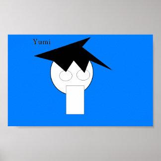 Affiche de YUMI