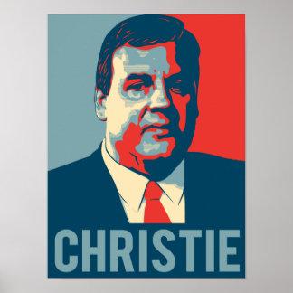 Affiche d'espoir de <b>Chris Christie</b> - affiche_despoir_de_chris_christie-r94538dd34db54a489ee00651a41c567b_wve_8byvr_324