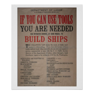 Affiche d'If_you_can_use_tools_Propaganda