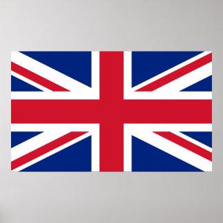 Affiche d'Union Jack Poster