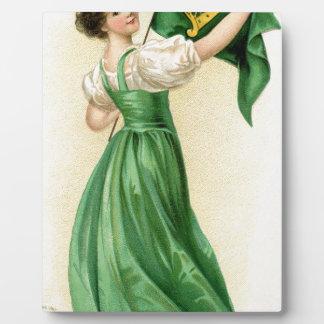 Affiche originale de Madame de drapeau de Jour de Plaques D'affichage