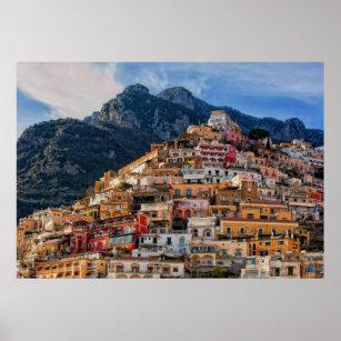 Affiche Positano, Italie