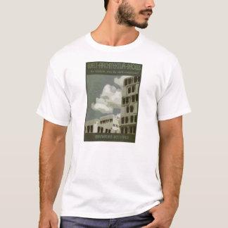 Affiche semaine d'architecture t-shirt