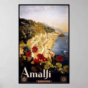 Affiches Amalfi