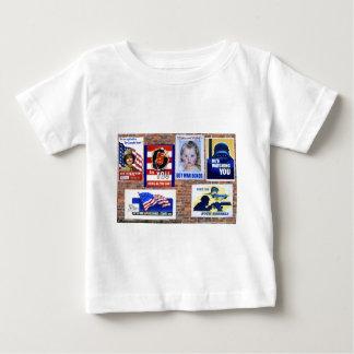 Affiches de propagande de temps de guerre de 2ÈME T-shirts