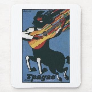 Affiches de propagande d'Union Soviétique de Tapis De Souris