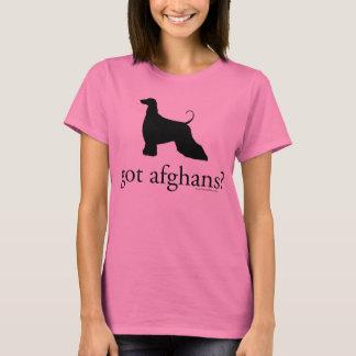Afghans obtenus ? T-shirt