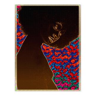Afro Soul Sister Postcards
