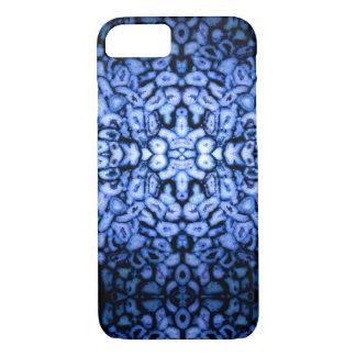Agate bleue coque iPhone 7