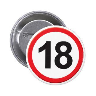 Âge 18 badges