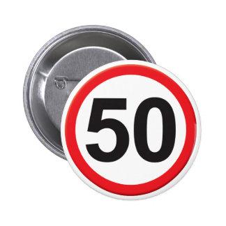 Âge 50 badges