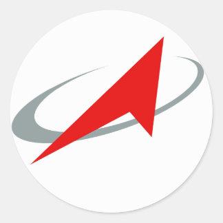 Agence spatiale fédérale russe Roscosmos Роскосм Adhésif