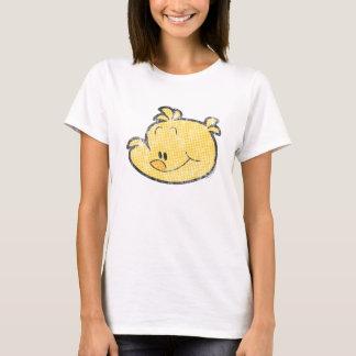 Agent de réservations la chemise des femmes de t-shirt